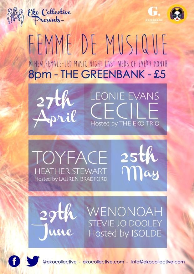 Femme de Musique poster 4